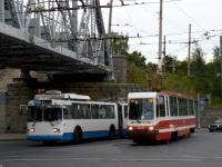 Санкт-Петербург. 71-134К (ЛМ-99К) №0411, ЗиУ-6205 №6001