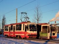 Санкт-Петербург. 71-134К (ЛМ-99К) №0411
