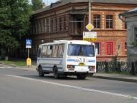 Псков. ПАЗ-32053 ав218