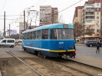 Одесса. Tatra T3SU мод. Одесса №4011