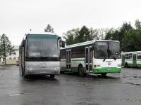 Рыбинск. ЛиАЗ-5256.53 к851ом, Higer KLQ6129Q р911км