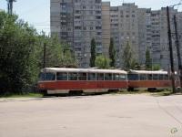 Харьков. Tatra T3SU №575, Tatra T3 №576
