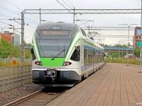 Хельсинки. Stadler FLIRT (Sm5)-20