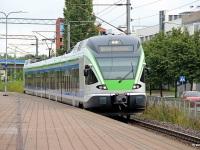Хельсинки. Stadler FLIRT (Sm5)-35
