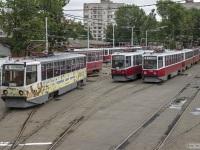 Витебск. 71-608КМ (КТМ-8М) №515, 71-608КМ (КТМ-8М) №516, 71-608КМ (КТМ-8М) №517