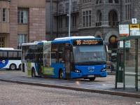 Хельсинки. VDL Citea LLE-120 KMC-420
