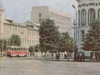 Тверь. Трамвай Tatra T3