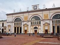 Витебск. Здание железнодорожного вокзала после реконструкции 2009-2011 гг