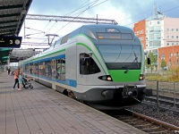 Хельсинки. Stadler FLIRT (Sm5)-22