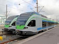 Хельсинки. Stadler FLIRT (Sm5)-25