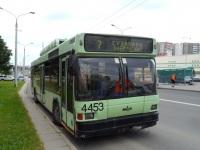 МАЗ-103Т №4453