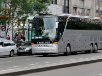 Белград. Setra S416HDH INT-7008