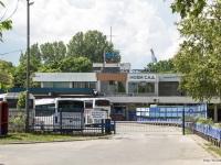 Нови-Сад. Автобусный вокзал (Аутобуска станица Нови Сад)