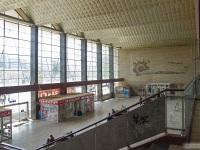 Нови-Сад. Железнодорожный вокзал станции Нови Сад