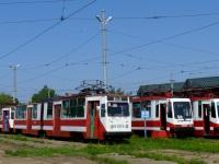 Санкт-Петербург. ЛВС-86К №8009