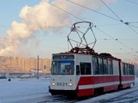 Санкт-Петербург. ЛВС-86К №8021