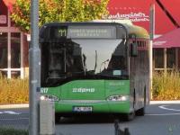 Оломоуц. Solaris Urbino 12 2M2 9138