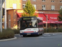 Оломоуц. Solaris Urbino 12 1M7 9812