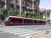 Белград. CAF Urbos 3 №1525