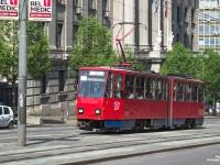 Белград. Tatra KT4 №377
