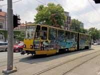 Белград. Tatra KT4 №398