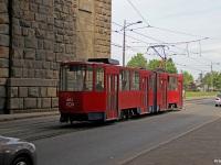 Белград. Tatra KT4 №252
