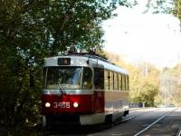 Москва. Tatra T3 (МТТА) №3466