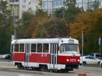 Москва. Tatra T3 (МТТЧ) №3375