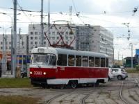 Москва. Tatra T3 (МТТЧ) №3380