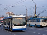 Санкт-Петербург. МТрЗ-6223 №6257, ТролЗа-5265.00 №5212