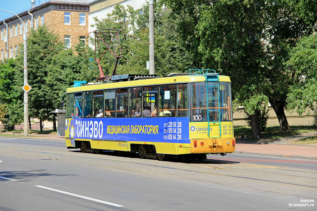 Минск. АКСМ-60102 №100