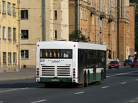 Санкт-Петербург. Волжанин-6270.06 в424ан