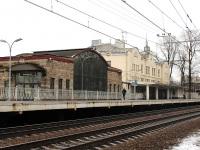 Санкт-Петербург. Станция Удельная
