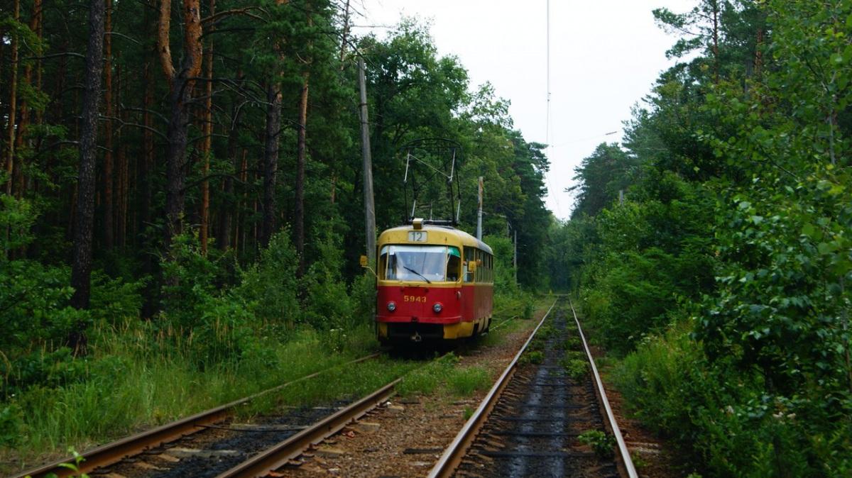 Киев. Tatra T3 №5943