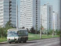 Москва. Автобус ЛиАЗ-677М, маршрут 147