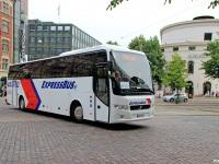 Хельсинки. Volvo 9700H KNG-967