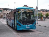 Хельсинки. Volvo 8900 TZH-825