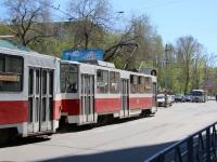 Самара. Tatra T6B5 (Tatra T3M) №1029