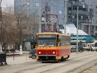 Екатеринбург. Tatra T6B5 (Tatra T3M) №758