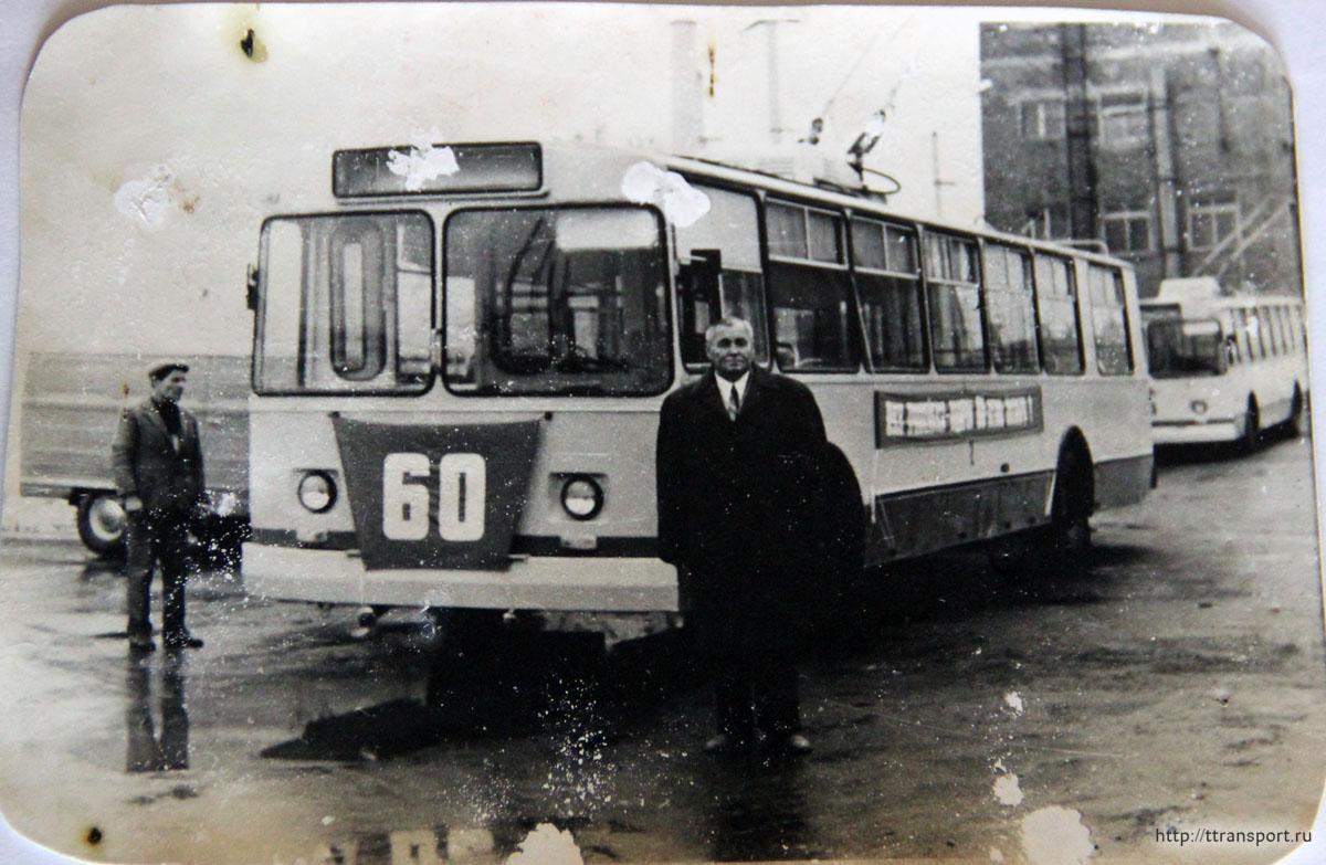 Таганрог. ЗиУ-682Б №3, ЗиУ-682Б №2