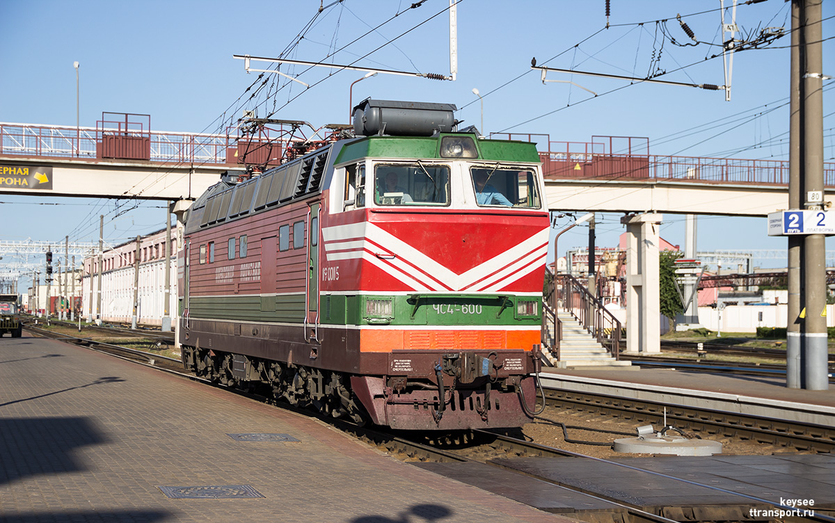 Орша. ЧС4т-600