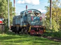 Санкт-Петербург. ТГМ4А-2924