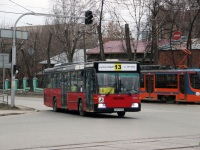 Пермь. Mercedes-Benz O405N в487рр