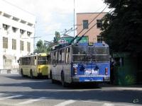 Краснодар. ЗиУ-682Г-018 (ЗиУ-682Г0Р) №137, ЗиУ-682Г-017 (ЗиУ-682Г0Н) №224