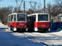 Николаев. 71-605А (КТМ-5А) №1089, 71-605 (КТМ-5) №1066
