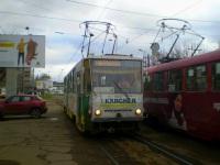 Тверь. Tatra T6B5 (Tatra T3M) №21