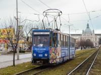 Львов. Tatra KT4 №1172