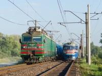 Львов. ЭР2-510, ВЛ11м-159