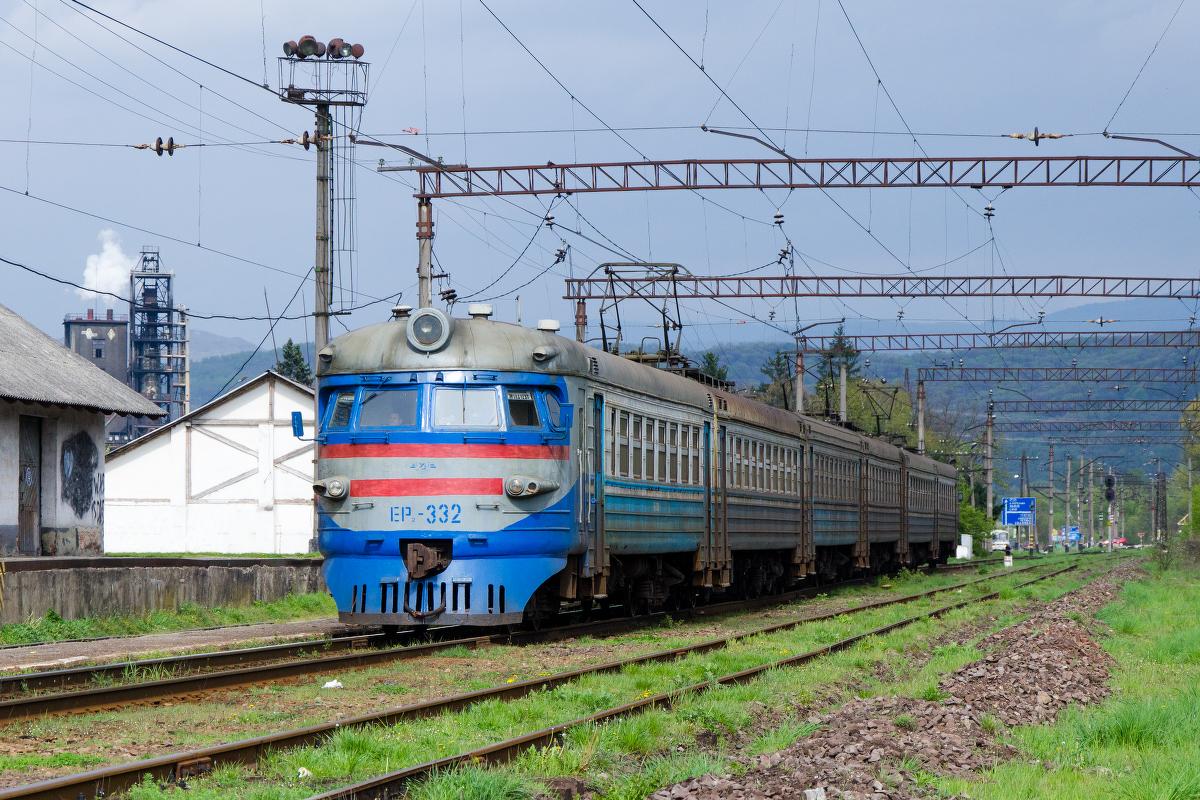 Ужгород. ЭР2-332