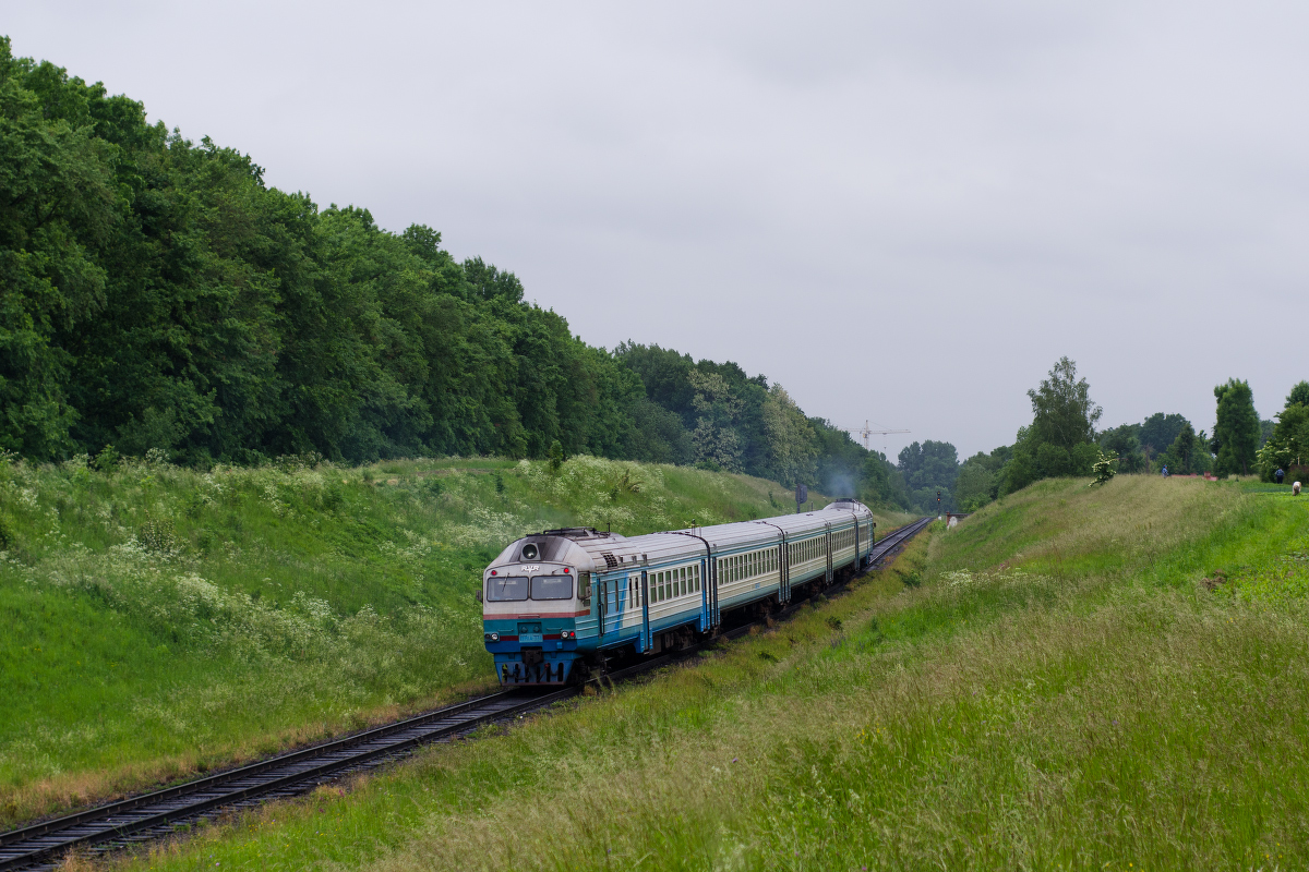 Львов. ДР1А-330